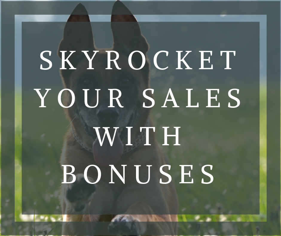 How to Use Done for You Bonuses to Increase Sales