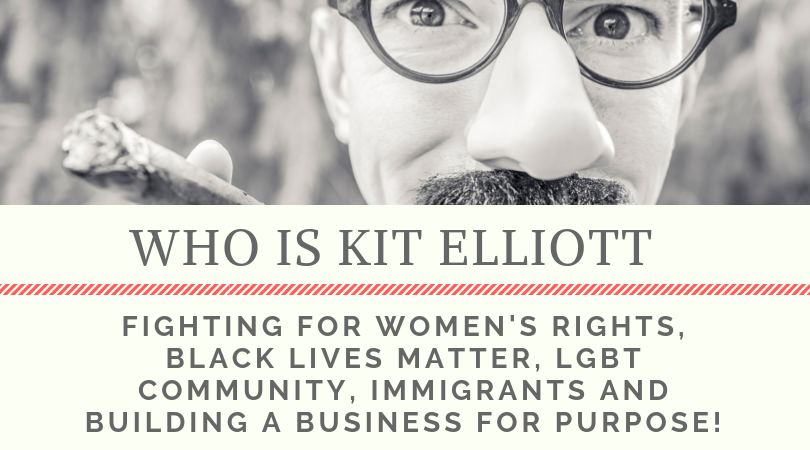 Who is Kit Elliott?