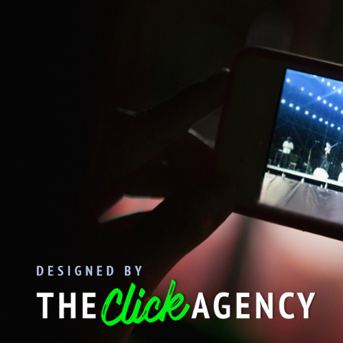 get advertising from the click agency