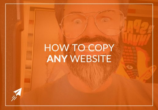 How to Copy Any Website or Webpage